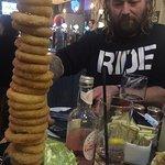 V.Large Onion Rings!!