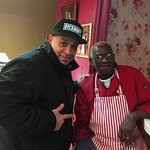 It was a pleasure to meet u Mr. Alvin Lee Smalls. Your bakery is the best!!!