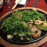 Seafood chioppini