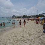 Playa de Ipanema (a 3 cuadras del hostel)