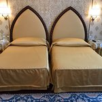 Beds in the Junior Suite