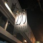 230 Forest Avenue Restaurant & Bar