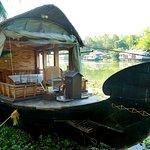 Backwater Retreat Theme House Foto