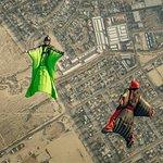Wingsuiting. Wooohoooo