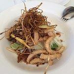 5 spice calamari