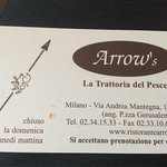 Photo of Arrow's