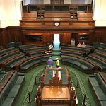 Highlights from the Museum of Australian Democracy including the Prime Minister's office, House