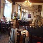 Lunch au Kleine Zavel