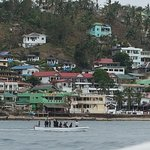 Sabang, diving just off the beach