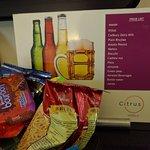 Reasonably priced mini bar
