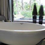 Impressive bath