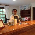Silvio Barman & Waiter