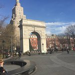 Washington Square Park Foto