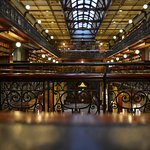 The magnificent Mortlock reading room