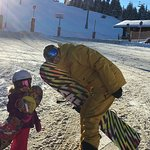 Pop Snowboarding