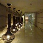 A Corridor in Hotel