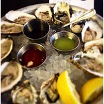 Oyster Happy Hour!