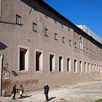 Ingresso dell'Abbazia si San Paolo fuori le Mura