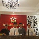 Oriental Central Hotel Foto
