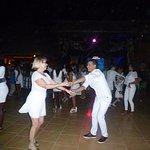 danseur Amérique du sud