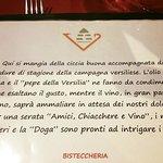 Foto van Bisteccheria de Il Vaticano