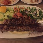 delicious kabab i went with my sister family it was 7 off us the food was great the staff was fr