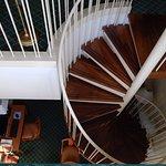 Spiral staircase