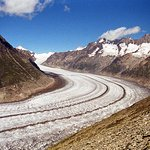 Photo of Aletsch Glacier
