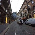 Street view of Hotel Spadari al Duomo