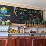Juice bar Baldi's Fresh