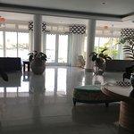 Lobby view!
