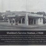 Sheldon's Service Station