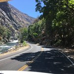 Picturesque road
