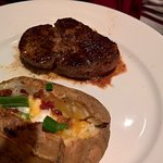 Flo's Steak and Baked Potato