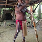 Didgeridoo demonstration