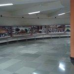 museum at the memorial  ..