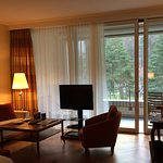 Grand Hotel Hof Ragaz Foto