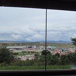 Vista desde el looby