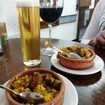 Tubo, Rioja y tapas