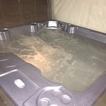 Hot tub for Cherry villa no137