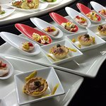 More appetizers