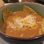 Jalapeno cheddar soup