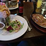 Went to the Albany on Saturday for lunch, first visit and will definitely be back, food was love
