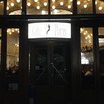 Der Eingang !!!