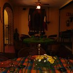 Manix Restaurant, main dining room, Ajijic