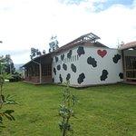 Instalaciones Café de la Vaca Cayambe