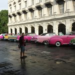 Classic cars EVERYWHERE!