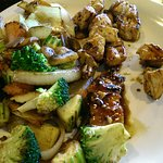 Chicken Hibachi $12