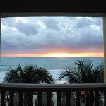 View from third floor oceanfront room