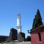 Leuchtturm von Colonia del Sacramento Foto